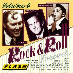 Rock & Roll Forever - Volume 4 - Cover