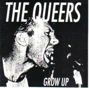 Cover - Queers, The: Grow Up