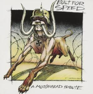 Cover - Blood For Blood: Built For Speed - A Motörhead Tribute
