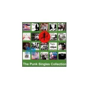 Cherry Red Records - The Punk Singles Collection - Cover
