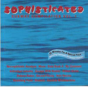 Cover - Moon: Sophisticated - Subway Compilation Vol. 1