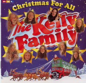 The Kelly Family: Christmas For All - Cover