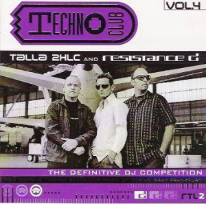 Cover - Explizit: Techno Club Vol. 04 - Talla 2XLC And Resistance D