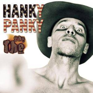 Cover - The The: Hanky Panky