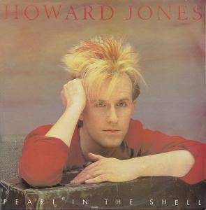 Howard Jones: Pearl In The Shell - Cover