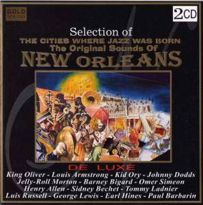 Cover - New Orleans Wanderers: Original Sounds Of New Orleans, The
