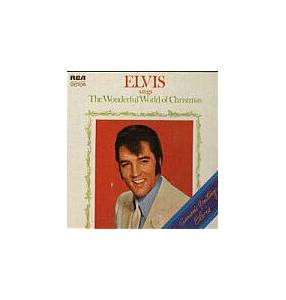Elvis Presley: Wonderful World Of Christmas, The - Cover