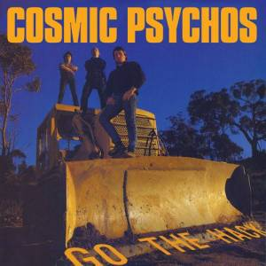 Cover - Cosmic Psychos: Go The Hack