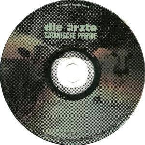 Die Ärzte: Satanische Pferde (CD) - Bild 3