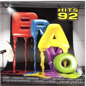 Cover - Stereoact Feat. Kerstin Ott: Bravo Hits 92