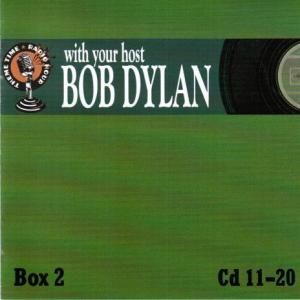 Theme Time Radio Hour With Your Host Bob Dylan - Box 2 - Cover
