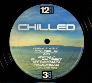 Cover - Coldplay: 12 Inch Dance - Chilled