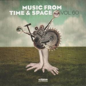 Cover - Frequency Drift: Eclipsed - Music From Time And Space Vol. 60