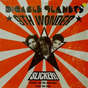 Cover - Digable Planets: 9th Wonder (Blackitolism)