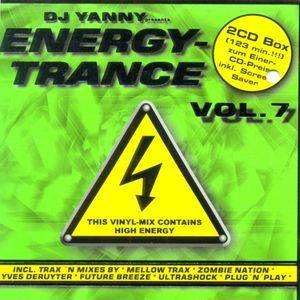 Cover - DJ Ed: Energy-Trance Vol. 07