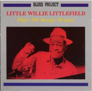 Cover - Little Willie Littlefield: Play The Boogie Woogie