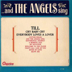Cover - Angels, The: And The Angels Sing