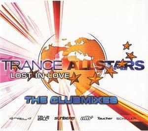 Cover - Trance Allstars: Lost In Love - The Clubmixes
