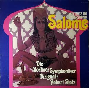 Cover - Robert Stolz: Salome
