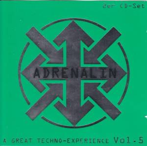 Cover - Plug 'n' Play: Adrenalin Vol.05