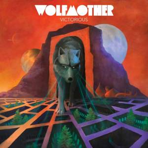 Cover - Wolfmother: Victorious