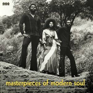 Masterpieces Of Modern Soul - Cover