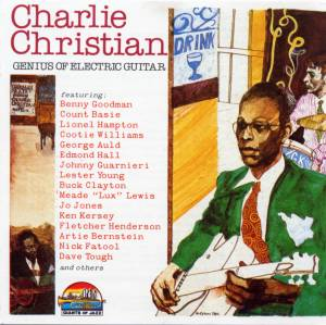 Cover - Charlie Christian: Genius Of Electric Guitar