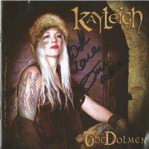 Cover - Dolmen, The: Kayleigh