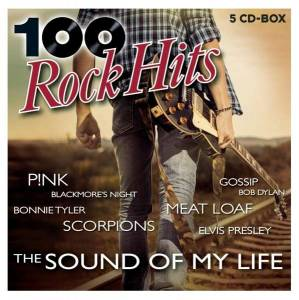 Cover - Natalie Imbruglia: 100 Rock Hits - The Sound Of My Life