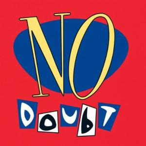 No Doubt: No Doubt - Cover