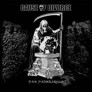 Cover - Cause Of Divorce: Pax Palinkarium / My Ride Goes On