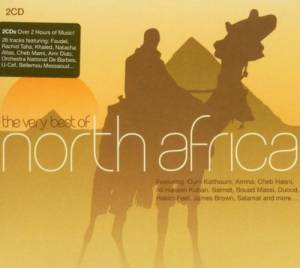 Very Best Of North Africa, The - Cover