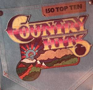 Cover - Johnny Russell: 150 Top Ten Country Hits