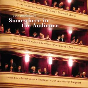 Eric Woolfson: Somewhere In The Audience - Cover