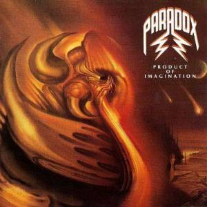 Paradox: Product Of Imagination - Cover