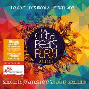 Cover - Boban & Marko Markovic Orkestar: Global Beats Party Volume 1, The