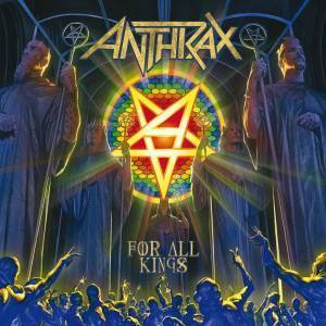 Anthrax: For All Kings - Cover