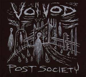 Voivod: Post Society - Cover