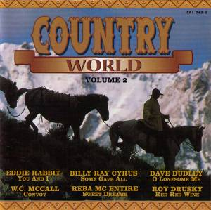 Country World - Volume 2 - Cover