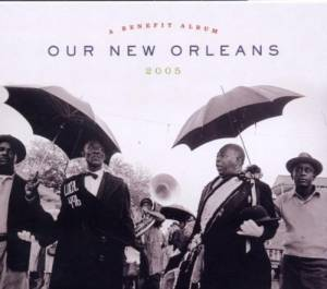 Our New Orleans 2005 - Cover
