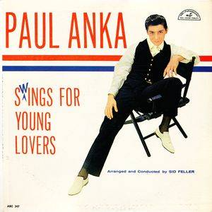 Cover - Paul Anka: Swings For Young Lovers