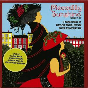 Cover - Nocturnes, The: Piccadilly Sunshine Volumes 1-10