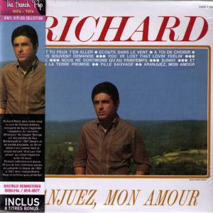 Richard Anthony: Aranjuez, Mon Amour - Cover