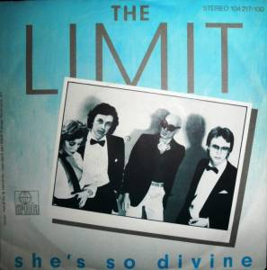 Cover - Limit, The: She's So Divine