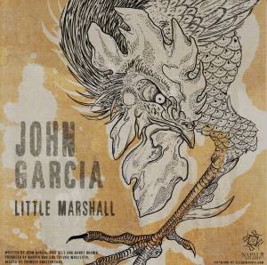 Cover - John Garcia: Little Marshall / Bloody Mastiff