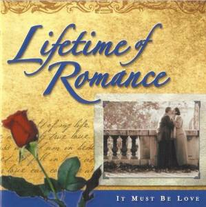 Cover - Mel Carter: Lifetime Of Romance : It Must Be Love