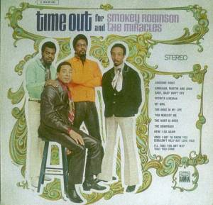 Cover - Smokey Robinson & The Miracles: Time Out