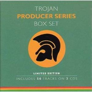 Cover - Ansell Collins: Trojan Producer Series Box Set