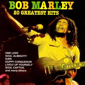 Cover - Bob Marley: 20 Greatest Hits
