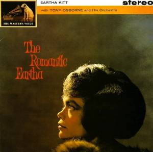 Cover - Eartha Kitt: Romantic Eartha, The